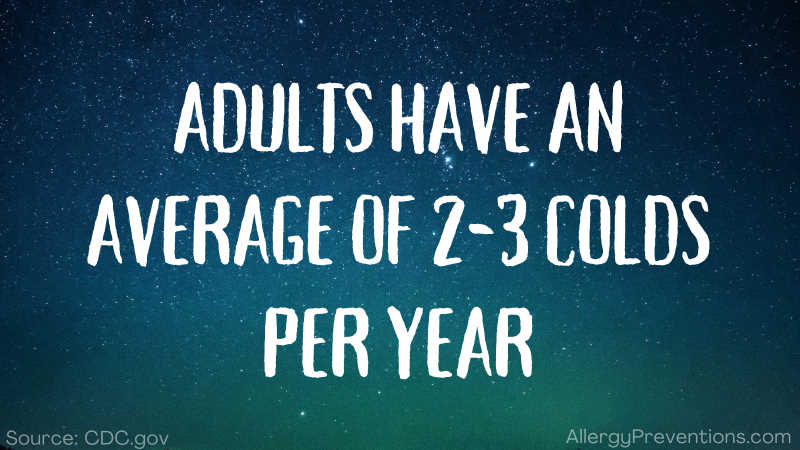 allergy-preventions-colds-fact-adults-have-an-average-of-2-3-colds-per-year